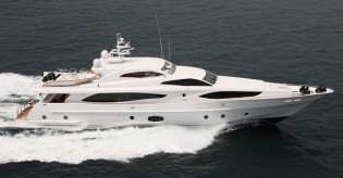 View large version of image: Gulf Craft 37m Superyacht Majesty 121 successfully delivered