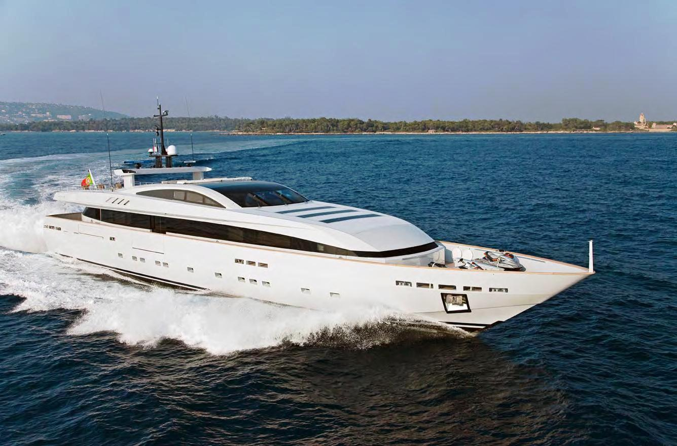 Motor Yacht La Pausa And Apache Ii Available For Monaco