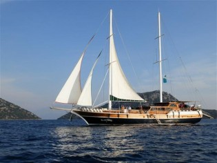 View large version of image: Gulet Cruise Turkey... Travel for under 130€