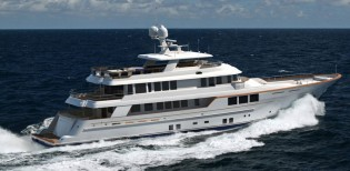 View large version of image: 45m Karia yacht by RMK Marine nominated for Four ShowBoats Design Awards