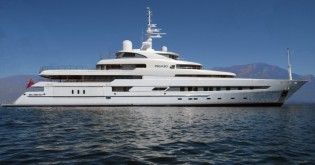 View large version of image: 73.60m Superyacht Pegaso by Freire Shipyard delivered