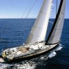 33.5m charter yacht Amadeus refitted
