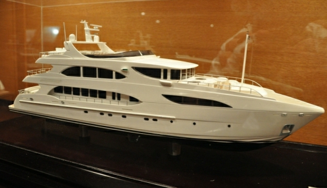 News: Second 39.8m Yacht IAG 127 scheduled to be launched this year