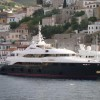 Three wonderful Golden Yachts O'Pati, O'Neiro and O'Rama superyacht available for luxury Mediterranean charter vacations