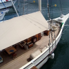 30m Sailing Yacht RAJA LAUT's exotic yacht charters around Malaysia, Indonesia, Thailand, Myanmar, India, Thailand and Singapore