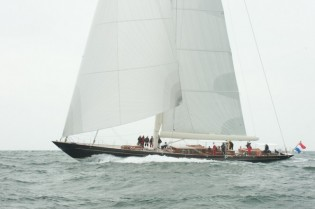 View large version of image: Royal Huisman launches the yacht Pumula (project Bugamena)