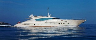 View large version of image: Excellent charter special on motor yacht NATALIA in the Western Mediterranean