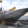 Sanlorenzo 40 Alloy yacht 111 launched
