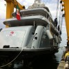 Rossinavi launched the 46m luxury yacht 2 Ladies (hull FR025)