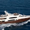 France and Italy aboard elegant 49.25m charter yacht GLAZE