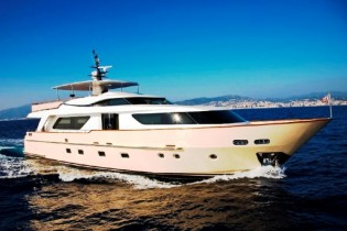 View large version of image: Luxury Yacht Charter Vacations around the spectacular Amalfi Coast, Naples, Corsica and Ischia