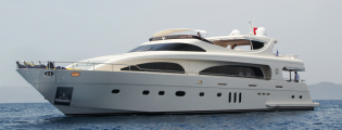 View large version of image: Cruise the Eastern Mediterranean in style aboard luxury charter yacht M&M