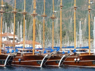 View large version of image: Yacht Charter; Marmaris Yacht Charter Festival 2012