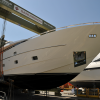 28.6m luxury yacht Silvie VI (SL94) by Sanlorenzo launched