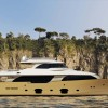 Navetta 26 Crescendo yacht Immagine by Ferretti Custom Line launched