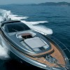 Exceptional RIVA 86′ Domino motor yacht RHINO luxury charter in the Western Mediterranean