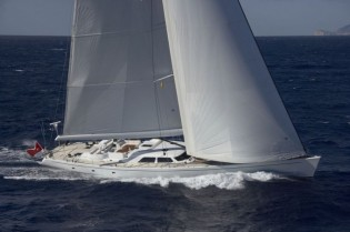 View large version of image: Luxury super yacht charter vacations in Spain and the Balearics