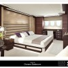 Omega interior for 30m yacht Mulder 38 Flybridge by Mulder Shipyard