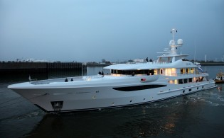 View large version of image: Amels delivers luxury yacht 4You (Project AAA)