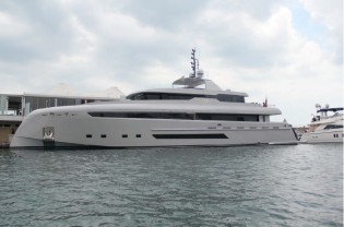 View large version of image: 40m luxury yacht M (Project M) by Bilgin Yachts