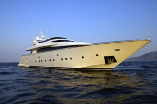 View large version of image: Charter special for 32m motor yacht MARNAYA in the Eastern Mediterranean