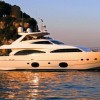 Ferretti Custom Line 97 charter yacht LADY CHATTERLEY available in the Mediterranean