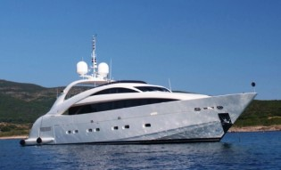 View large version of image: Exceptional luxury yacht WHISPERING ANGEL (ex Junie II) for charter in the Western Mediterranean