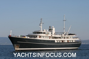 Photos of yacht Sherakhan