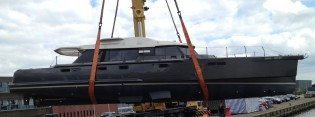 View large version of image: NED Yachts launch the 21.45m motor yacht NED 70 designed by Vripack