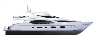 View large version of image: IAG Yachts sell the 31.6m luxury yacht Freedom 104
