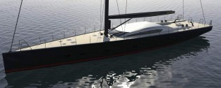View large version of image: 33m Baltic luxury yacht WinWin
