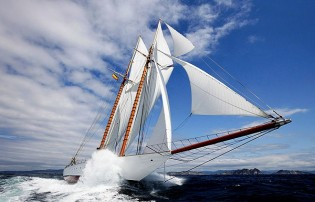View large version of image: Luxury Yacht Charter for Corporate Sailing Events