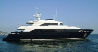 View large version of image: Mediterranean charter holiday aboard the elegant charter yacht ODYSSEY