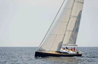 View large version of image: Baltic Yachts deliver the Baltic 83 yacht GOF