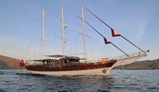 View large version of image: Special Offer Gulet Cruise from Turkey on gulet last minute offers