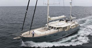View large version of image: JFA Yachts completes the refit of Hortense yacht