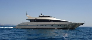 View large version of image: Eastern Mediterranean Yacht Charter Special for 36m Motor Yacht DALOLI