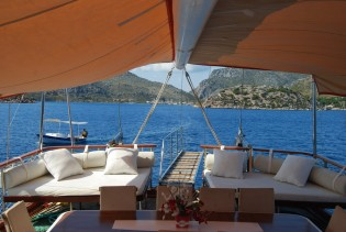 View large version of image: How to Private Gulet Cruises ?