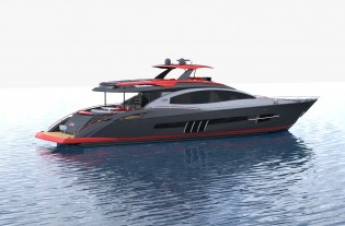 View large version of image: Lazzara Yachts to replace LSX95 model by the new LSX92 yacht