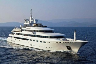 View large version of image: 82m Luxury Charter Yacht O'MEGA Eastern Mediterranean Special