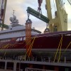 Motor yacht MAZU by Cheoy Lee and Ron Holland makes her debut in the USA