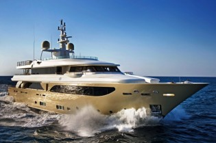 View large version of image: CRN's luxury charter yacht SOFICO to be showcased at the upcoming Cannes Boat Show