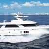 The sale of the new Ocean Alexander 78 yacht