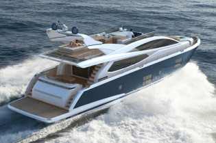 View large version of image: Pearl 75 yacht to make her debut at the 2012 Southampton Boat Show