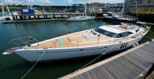 View large version of image: Luxury yacht Oyster 725 and Oyster 885 yacht to premiere at the upcoming Boat Shows