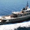 30% off high season rate on Mediterranean luxury Yacht ARIETE PRIMO