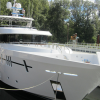 Christensen Shipyards launch Ocean Alexander 120 superyacht