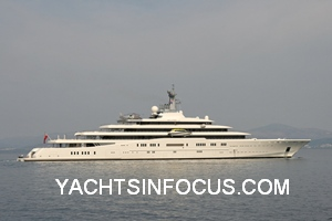 Photos of yacht Eclipse