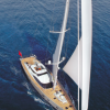 Oyster 100 sailing yacht PENELOPE launched