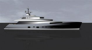 View large version of image: Feadship to start construction of the Dubois designed yacht 379